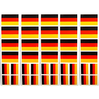40 German Flag Tattoos, Germany Olympic Party Favors: Health & Personal Care