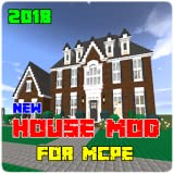 Mods : House Mod for MCPE