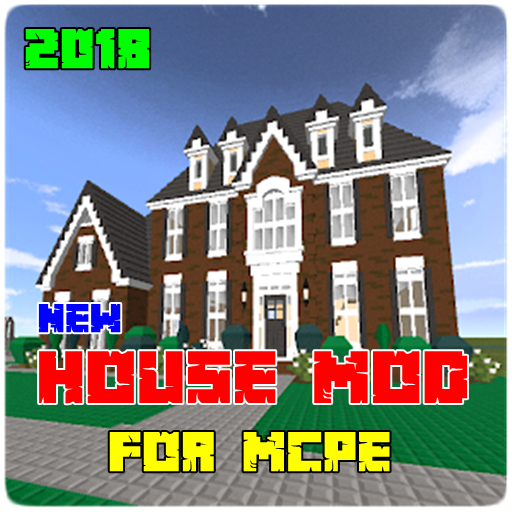 Mods : House Mod for MCPE - Stone Portal