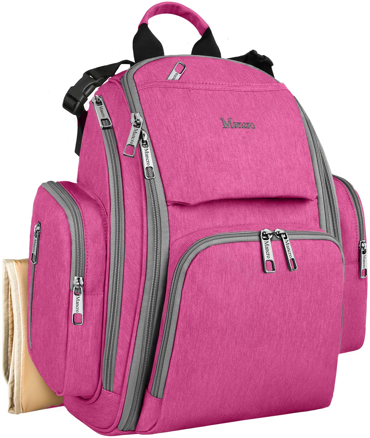 5acfbe8c7b Amazon.com   Diaper Bag Backpack for Mom