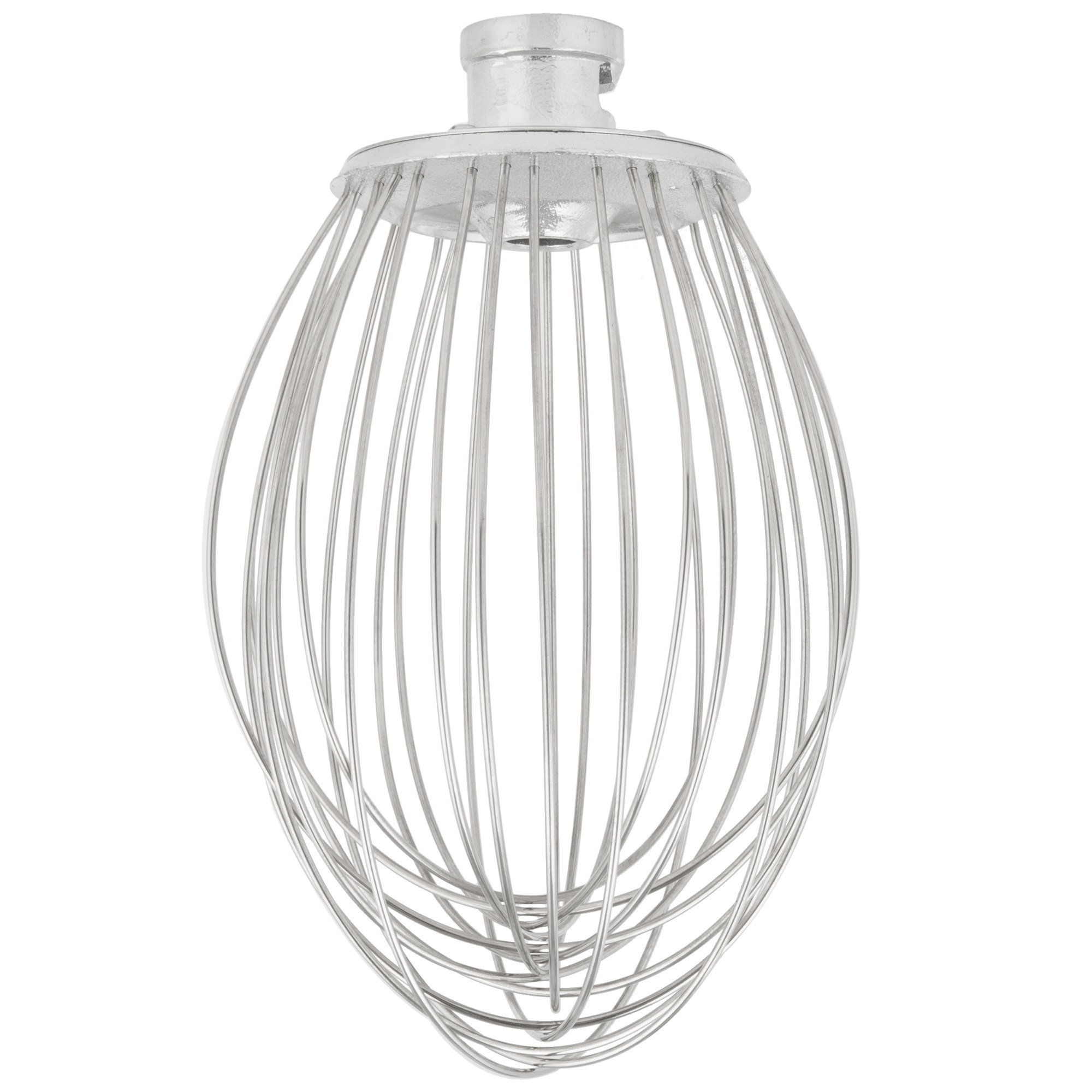 Hobart Equivalent Classic Stainless Steel Wire Whip for 20 Qt. Bowls