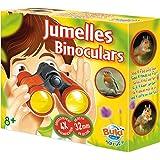 Buki - BN009 - Jeu éducatif - Science et Nature - Jumelles - 4x32 mm