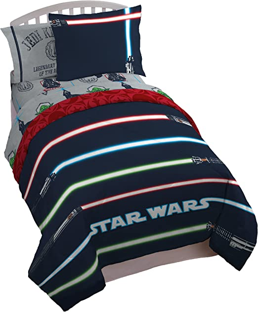 Star Wars Lightsaber Pillowcase Set