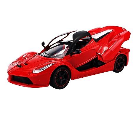 Amazon Com Luxurious Exotic Supercar Remote Control Rc Sports Car 1