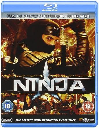 Ninja [Edizione: Regno Unito] [Reino Unido] [Blu-ray ...