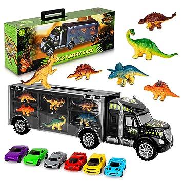 Amazon.com: AOKESI carro transportador de juguetes de ...