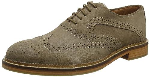 Lumberjack Duke, Zapatos de Cordones Oxford para Hombre: Amazon.es: Zapatos y complementos