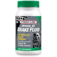 Deals on Finish Line High Performance Mineral Oil Brake Fluid 4 oz