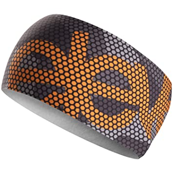 Banda de cabeza DOLOMITI Bee Naranja