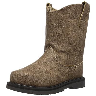 Baby Deer Kids' 02-6782 Western Boot
