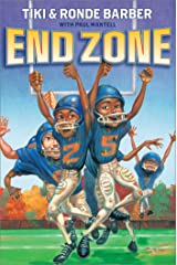 End Zone (Barber Game Time Books) Kindle Edition