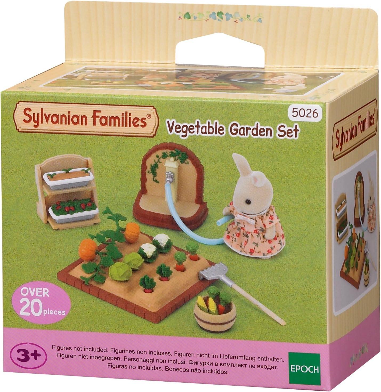 Amazon.es: Sylvanian Families - 5026 - Set huerto de jardín: Juguetes y juegos