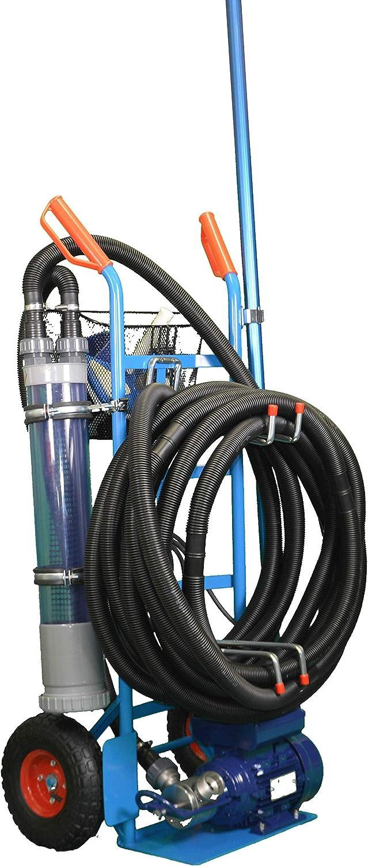 BoFiTec - Aspirador de barro para estanque (incluye separador de ...