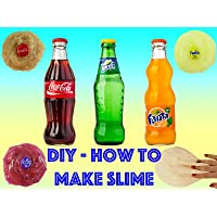 Diy How To Make Slime