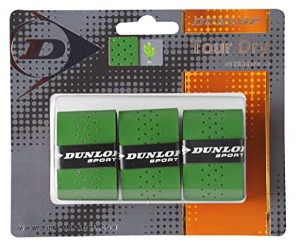 DUNLOP Tour Dry - Blister de 3 Unidades overgrip