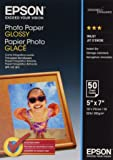 Epson Photo papier 13 x 18 cm 50 feuilles 200 g/m² Brillant