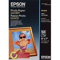 Epson Photo papier 13 x 18 cm 50 feuilles 200 g/m² Brillant