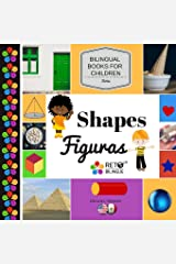 Shapes - Figuras (Bilingual Books for Children, English and Spanish) (Volume 2) Paperback
