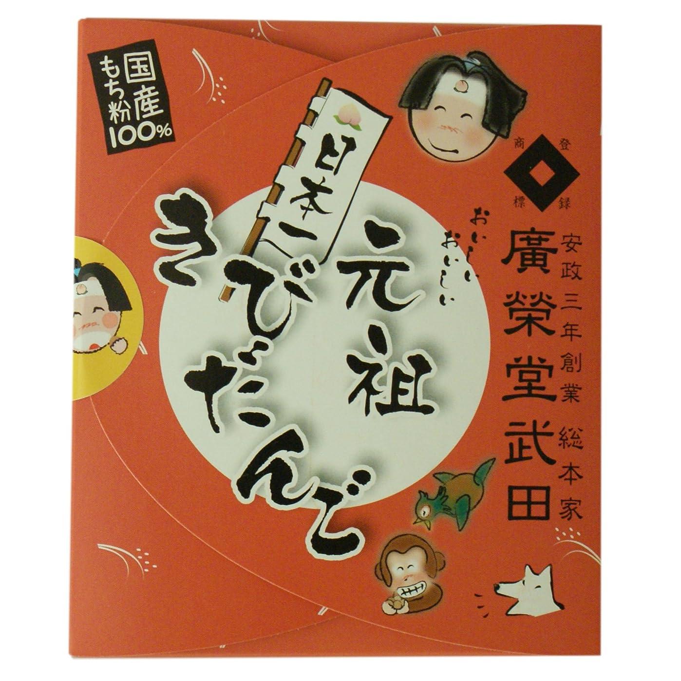 読み書きのできないタッチバケツ谷田製菓 3本並びきびだんご 70gx3本