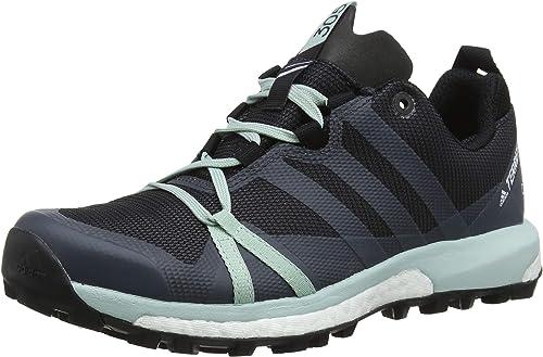 Adidas Terrex Agravic GTX W, Zapatillas de Trail Running para Mujer, Gris (Carbon/Gritre/Vercen 000), 45 1/3 EU: Amazon.es: Zapatos y complementos