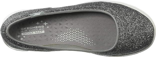 Skechers Damen Go Walk Lite 16359: : Schuhe