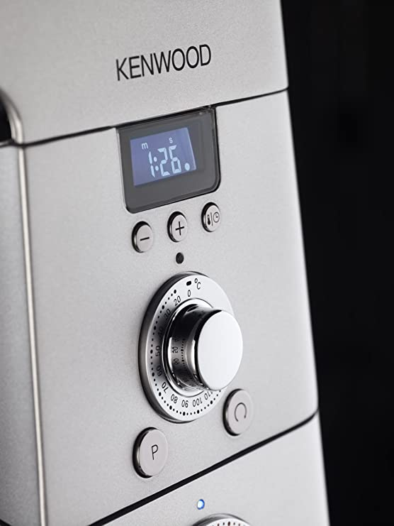 Kenwood KM080AT Cooking Chef Machine, Large, Silver