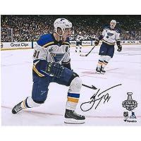 "$76 » Vladimir Tarasenko St. Louis Blues Autographed 8"" x 10"" 2019 Stanley Cup Final Game 2 Goal…"