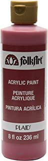 product image for FolkArt Acrylic Paint in Assorted Colors (8 oz), , Lipstick Red