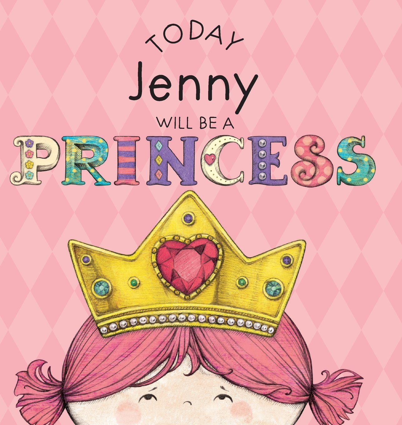 Read Online Today Jenny Will Be a Princess pdf epub