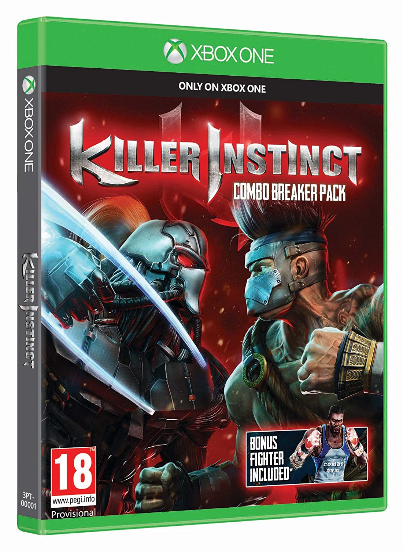 Killer Instinct (Xbox One): Amazon co uk: PC & Video Games