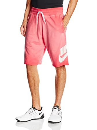 17f19c62c22c Nike Men s Alumni Lt Wt Shrt-slstc Short Trousers  Amazon.co.uk ...
