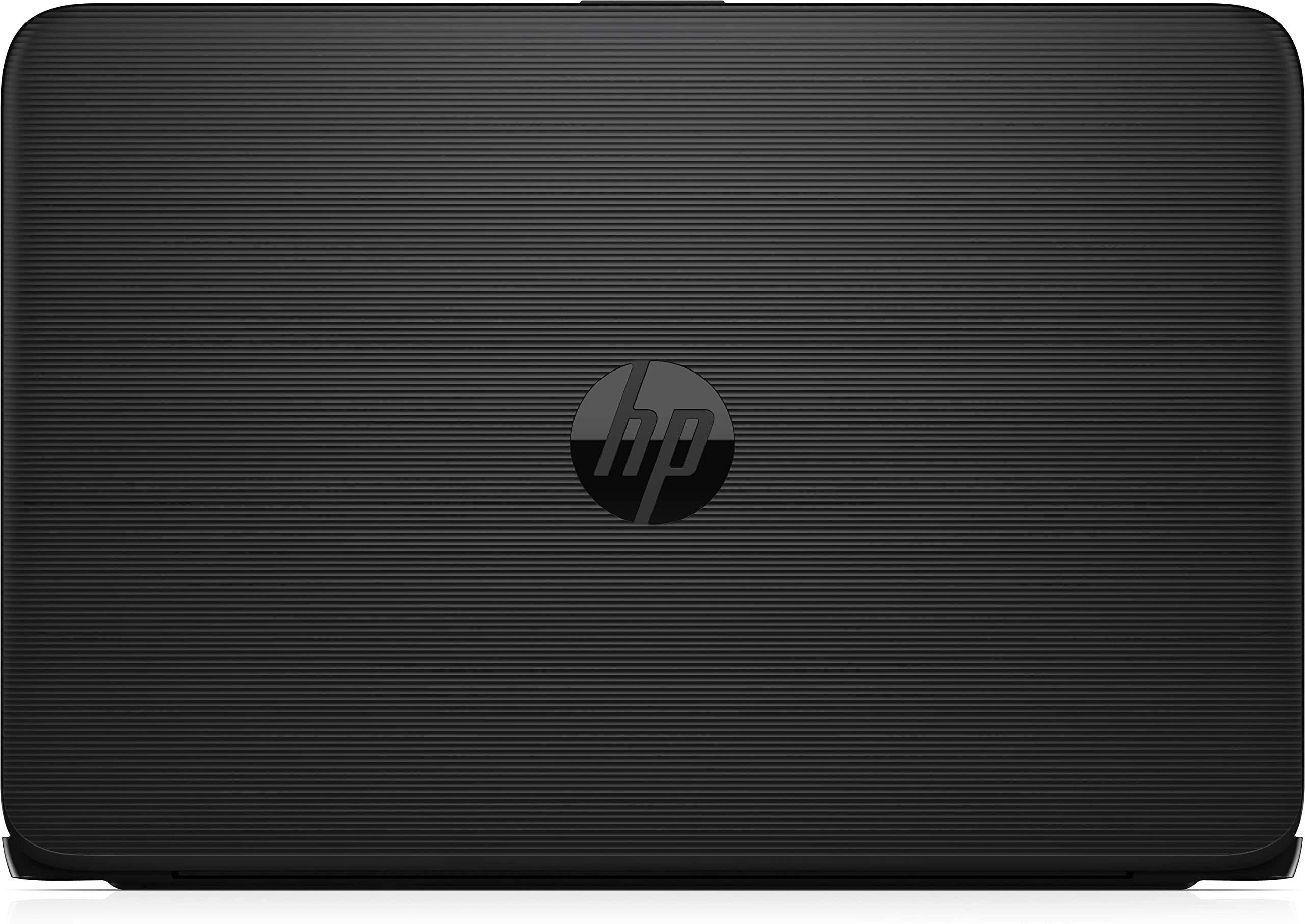 "2018 Newest HP 14"" Flagship Laptop PC - Intel Dual Core up to 2.48GHz, 4GB RAM, 32GB eMMC, Free 1-yr Office 365, 1TB OneDrive Cloud, DTS Studio, WLAN, HDMI, Webcam, USB 3.0, Windows 10 2"