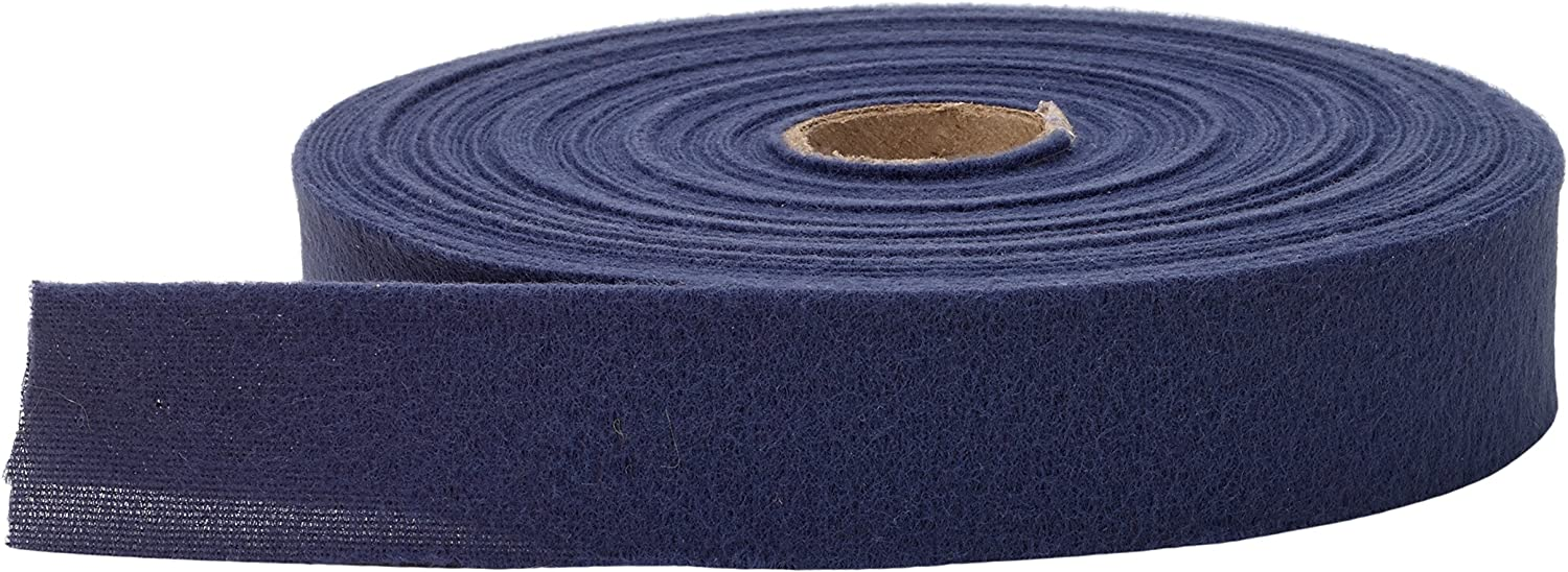 PEARL 1 Centerfold Quilt Binding Navy Brushed 25 yd