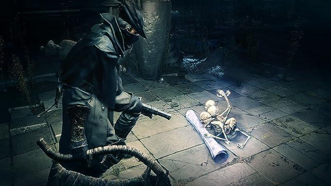 Sony Bloodborne PS4 Básico PlayStation 4 vídeo - Juego (PlayStation 4, Acción / RPG, Modo multijugador, M (Maduro)): Amazon.es: Videojuegos