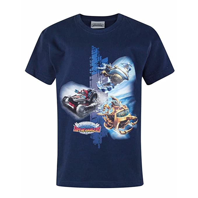 BRAND NEW SKYLANDERS PYJAMA SHORT SLEEVE AND LONG SLEEVE   3 TO 10 YEARS