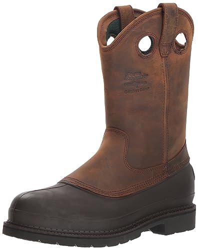 4df3cb75cad Georgia Boot Men's Muddog Work Boot