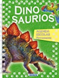 Agenda escolar permanente dinosaurios (Agenda Dinosaurios)