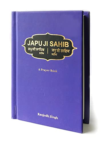 JAPUJI SAHIB - A PRAYER BOOK
