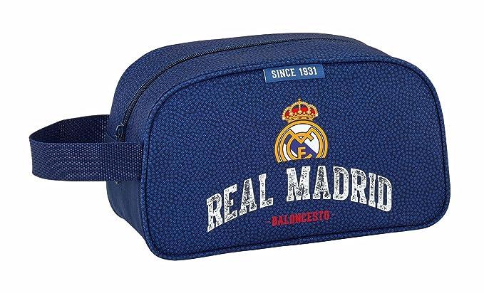 Safta Neceser Real Madrid Basket Oficial Mediano con Asa ...