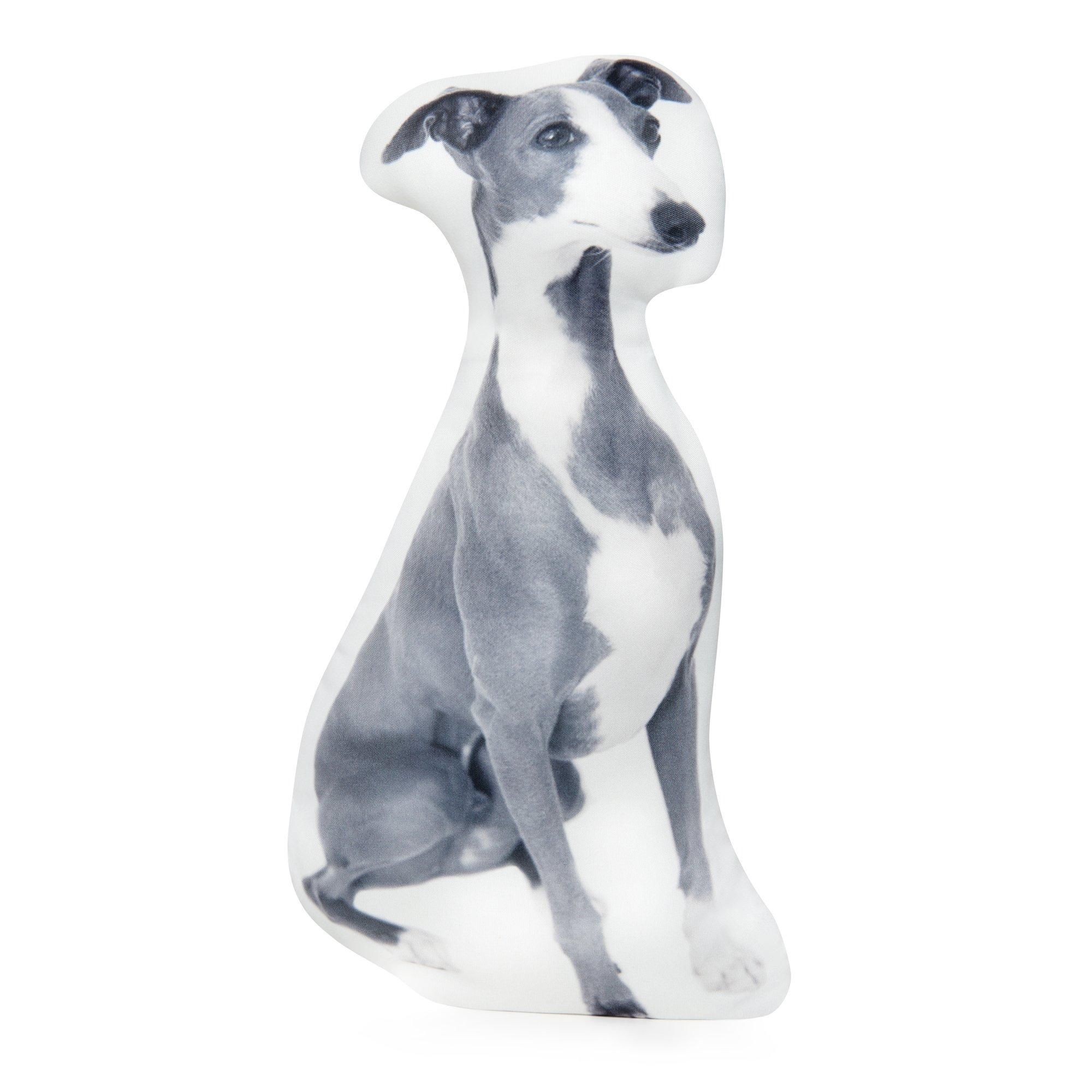 Cushion Co - Greyhound Dog Pillow 16'' x 12''