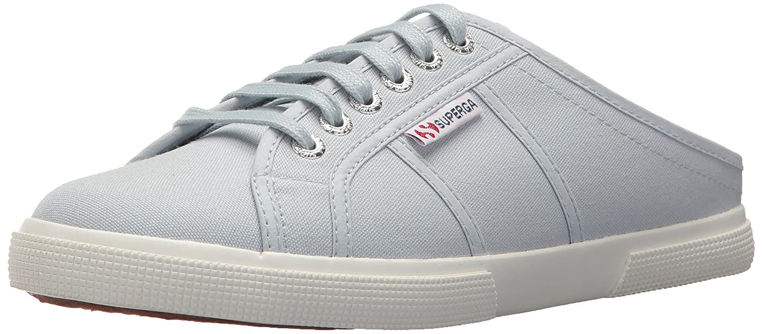 Superga Women's 2288 COTW Sneaker B0777XGQX8 41 M EU (9.5 US)|Dusty Blue