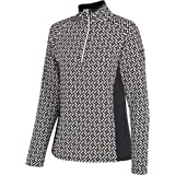 Dare 2b Womens Evoke Core Stretch Knitted Quick Drying Half Zip Top Midlayer