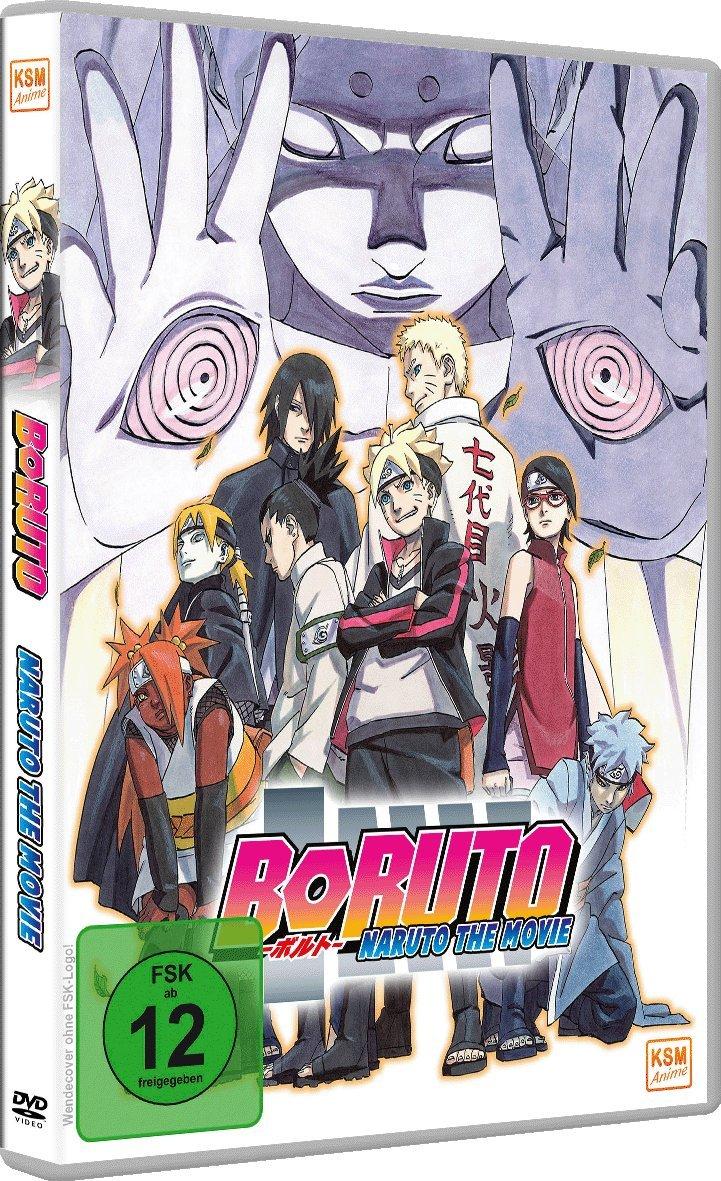 Boruto - Naruto The Movie (2015) [Alemania] [DVD]: Amazon.es ...