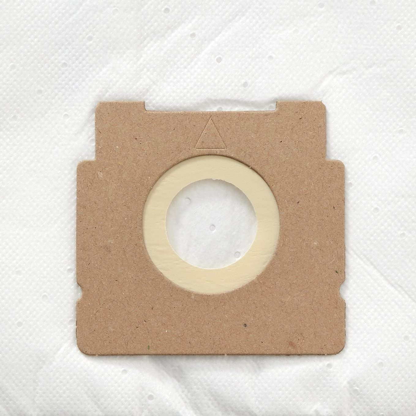 Basics con controllo degli odori Sacchetti per aspirapolvere confezione da 4 tipo: R11 per Rowenta//Moulinex