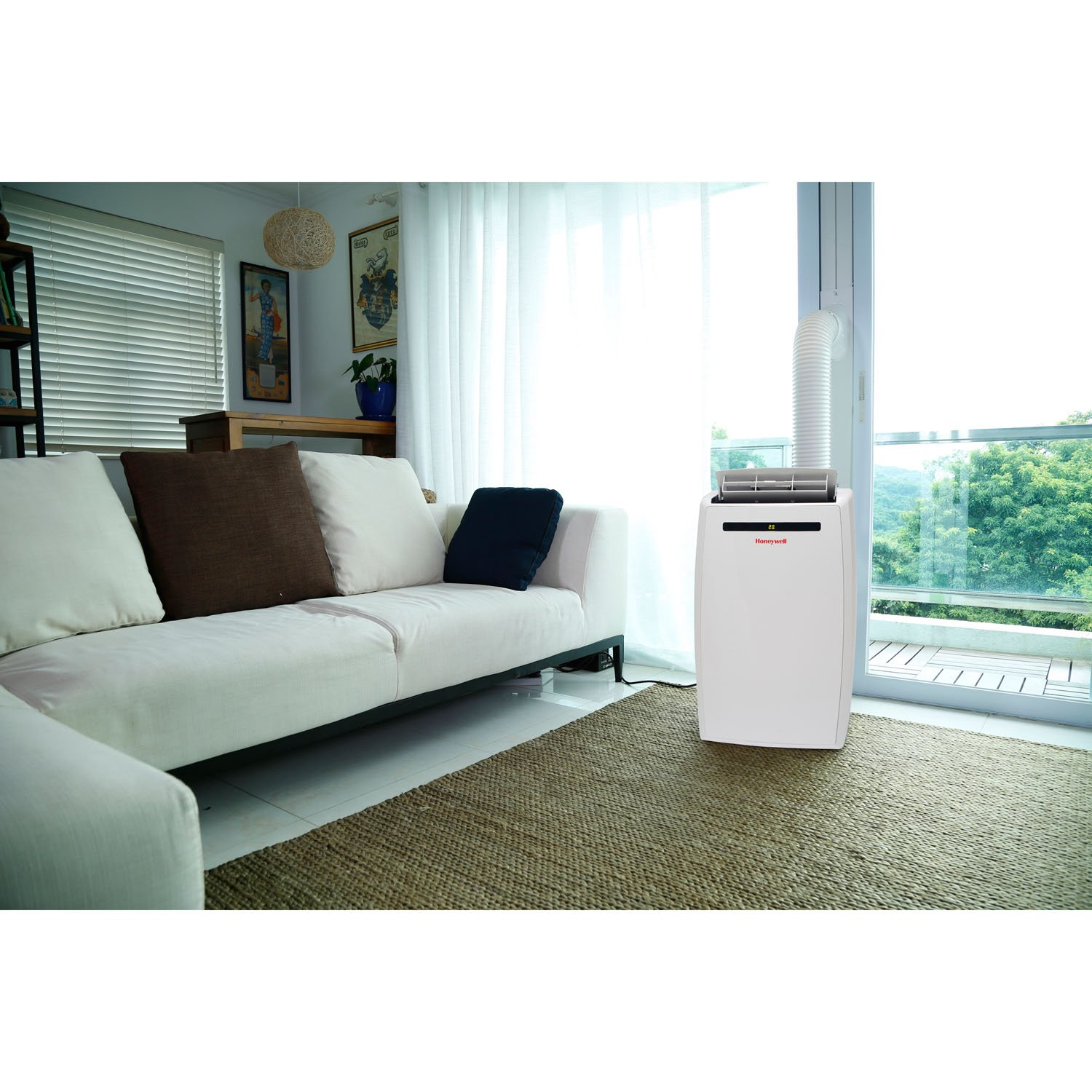Portable Air Conditioner with.