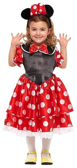 d9aff0eafacca ディズニー ミニーマウス キッズコスチューム 女の子 100cm-120cm