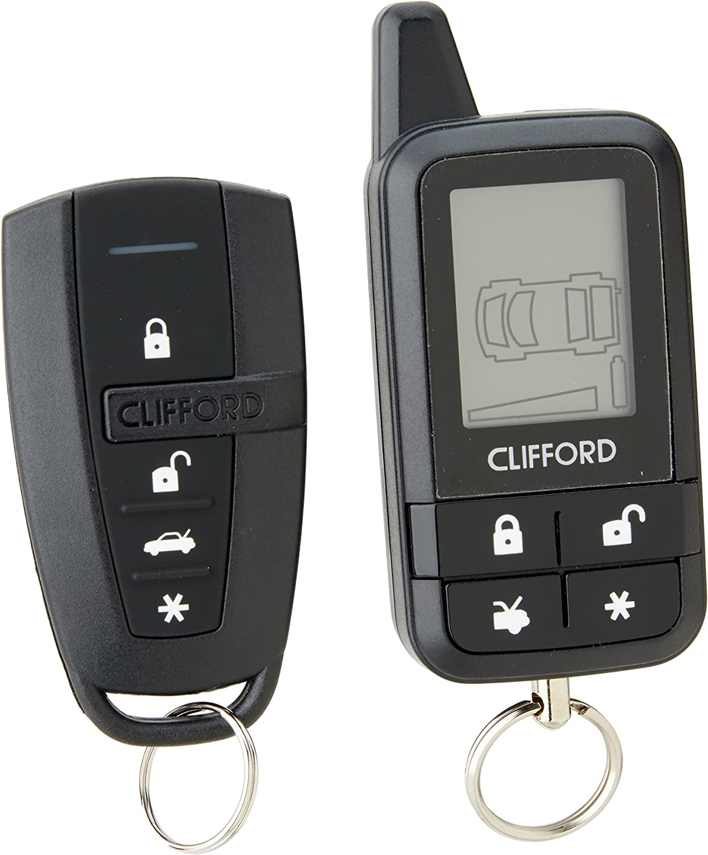 Clifford Matrix 1x 2-Way Security Alarm System