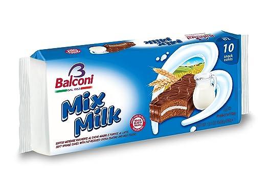 4 opinioni per Balconi Mix Milk Prodotto Dolciario da Forno- 350 gr