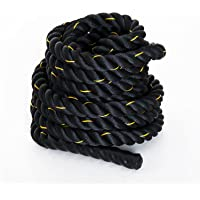 HOMCOM Battle Rope Forza Fitness touw trainingstouw (38 mm) lengte 9 m