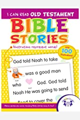I Can Read Old Testament Bible Stories Kindle Edition